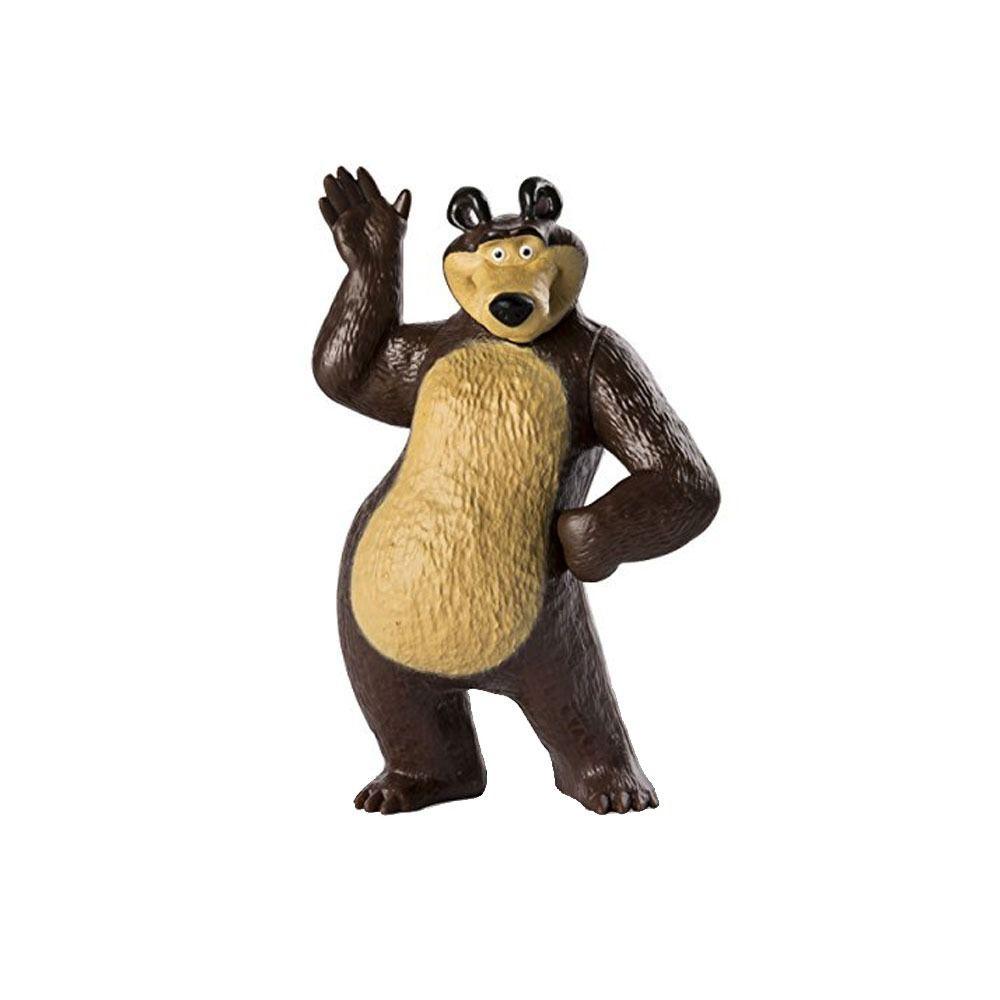 Maleta Casa Do Urso De Vinil Com Personagem - Sunny