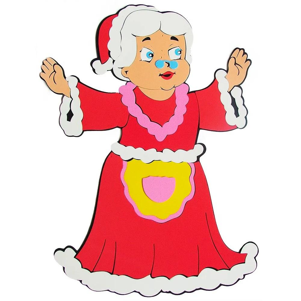 Mamãe Noel em Eva