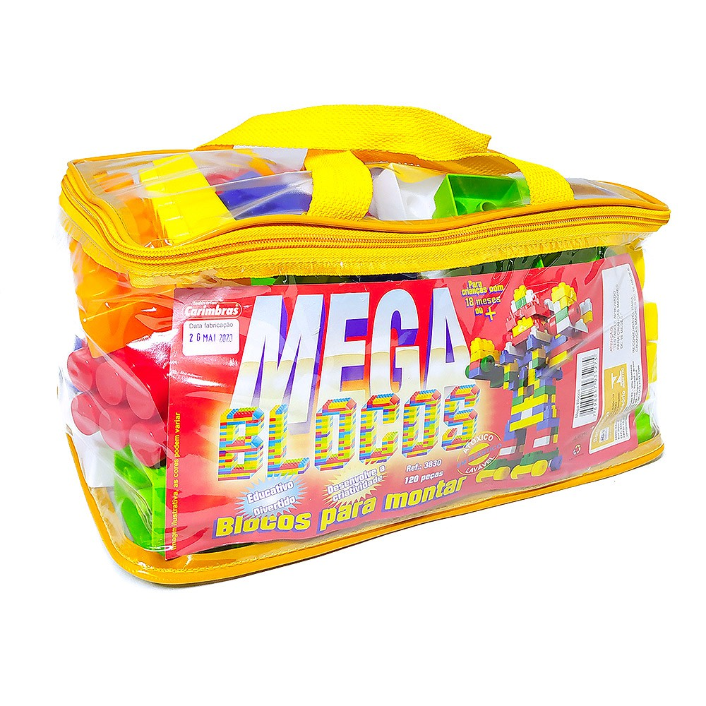 Mega Blocos - Carimbras