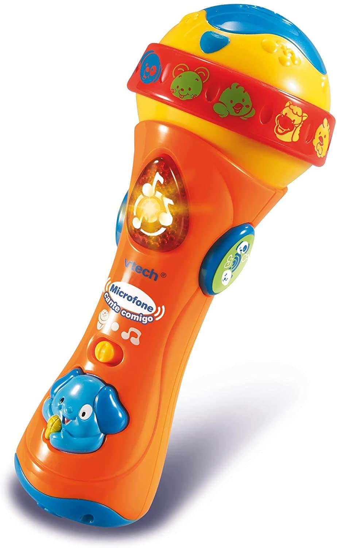 Microfone de Brinquedo Cante Comigo - Vtech