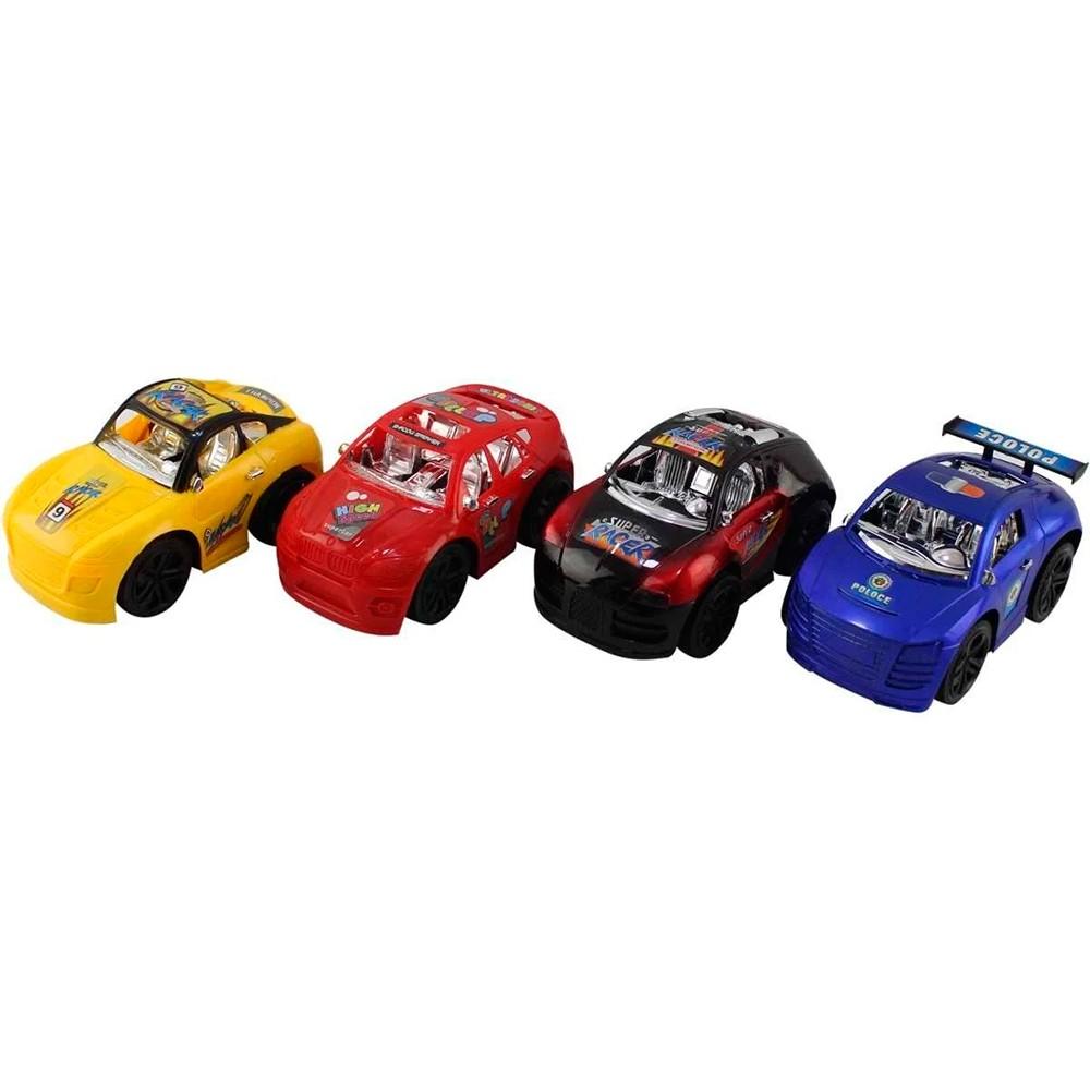 Carrinho a Fricção Mini Car Sport - Pais & Filhos
