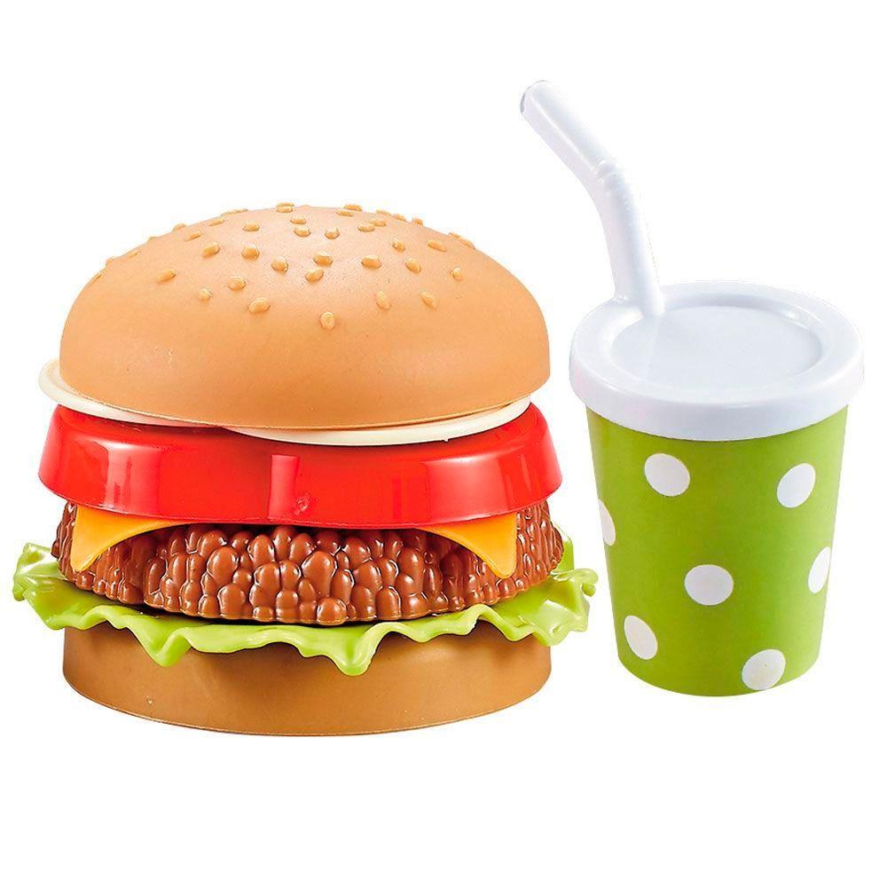 Fast Food Suquinho Mini Chef  - Xalingo