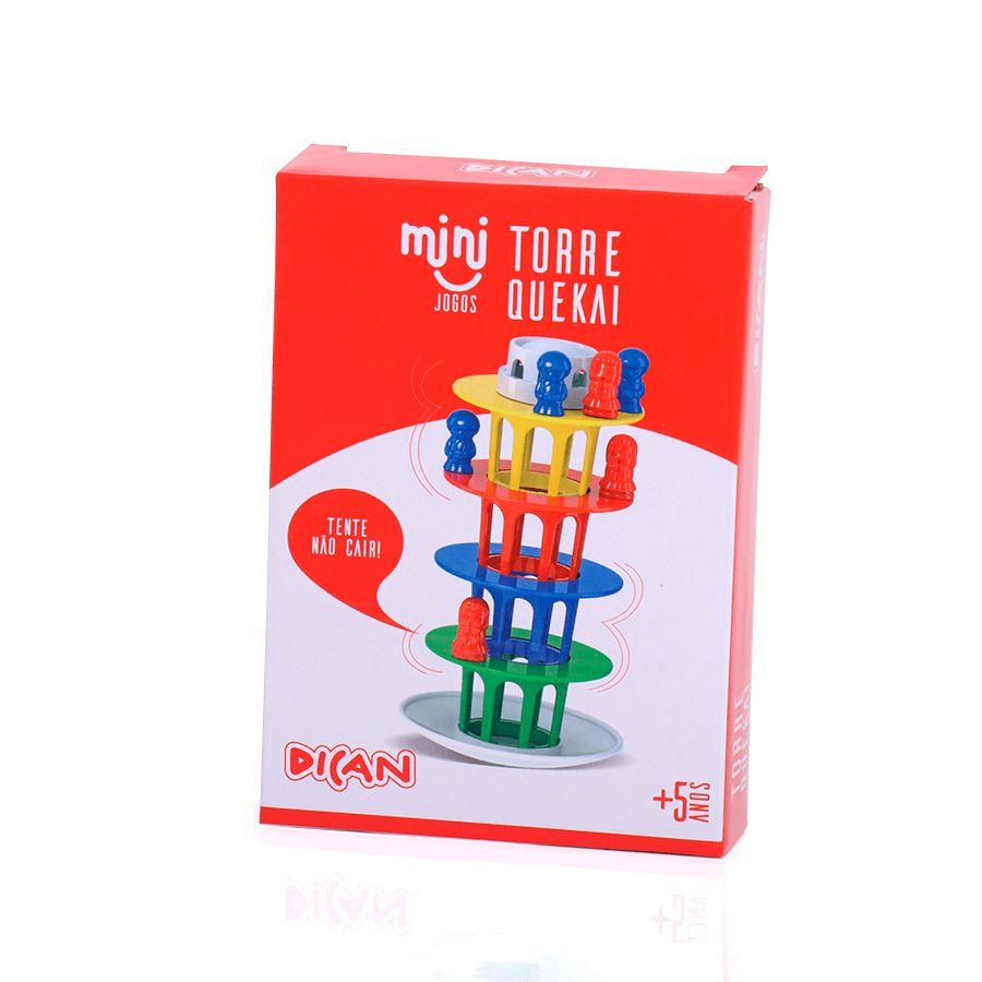 Mini Jogos Torre Quekai - Dican