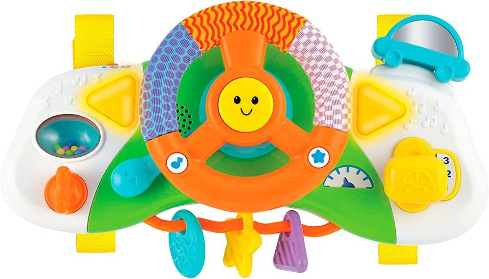 Painel de Atividades do Bebê Motorista - Winfun