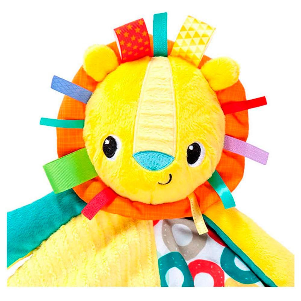 Naninha leão com Taggies Blanket - Bright Starts