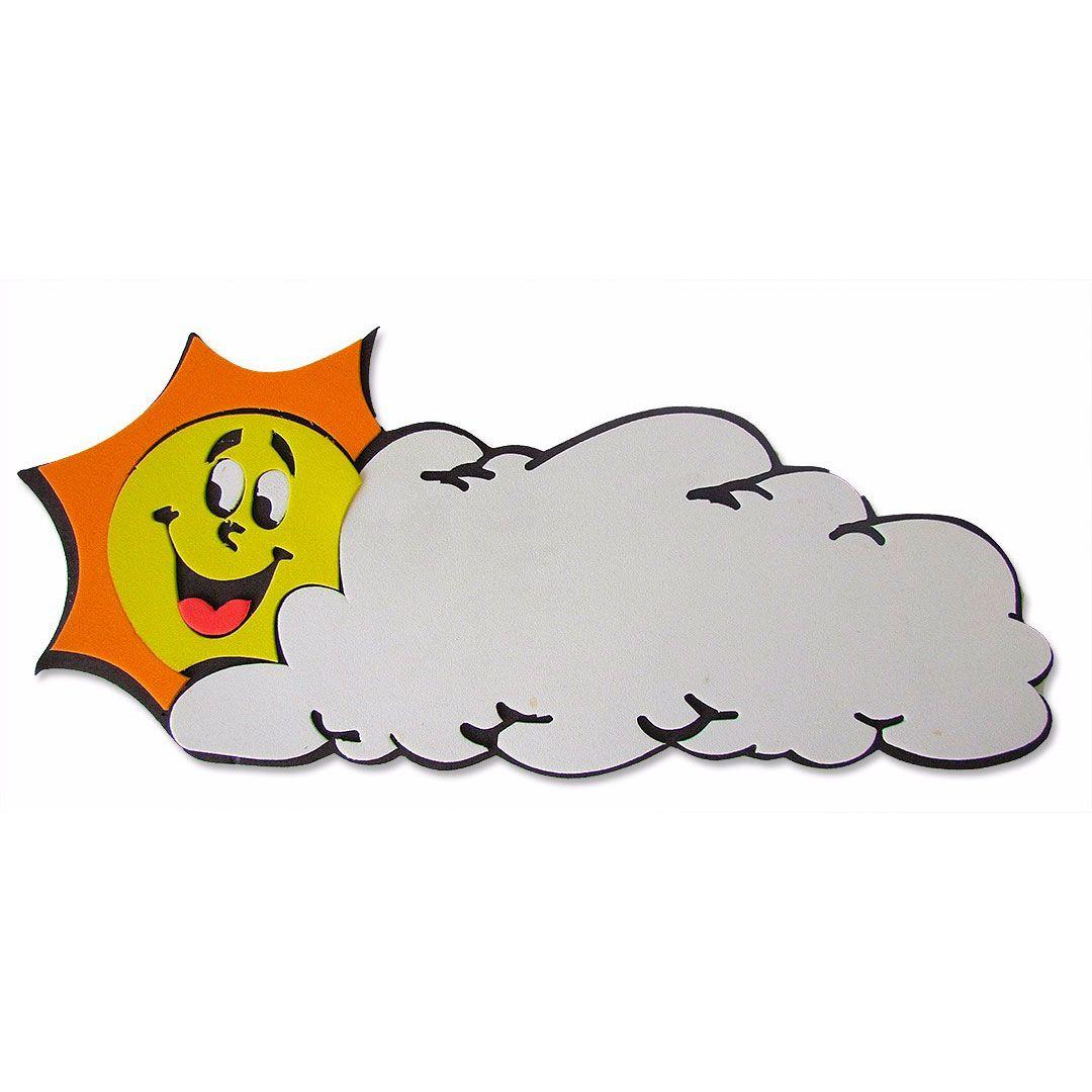 Nuvem com Sol em Eva