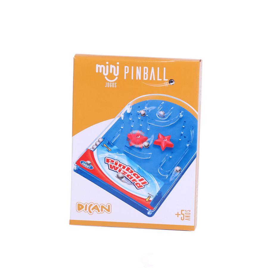 Pinball Mini Jogos - Dican