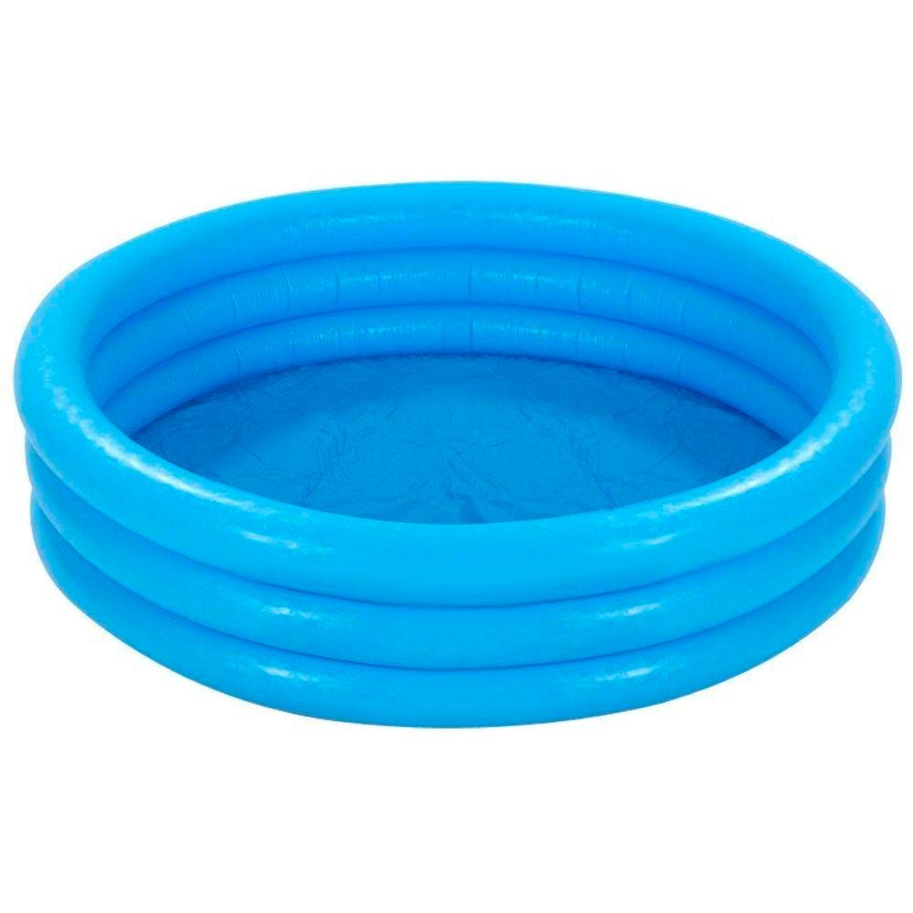 Piscina inflável Azul Cristal 330 litros - Intex
