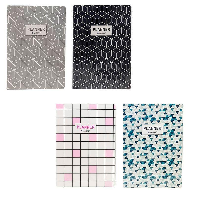 Planner Caderno Anual 20 Folhas