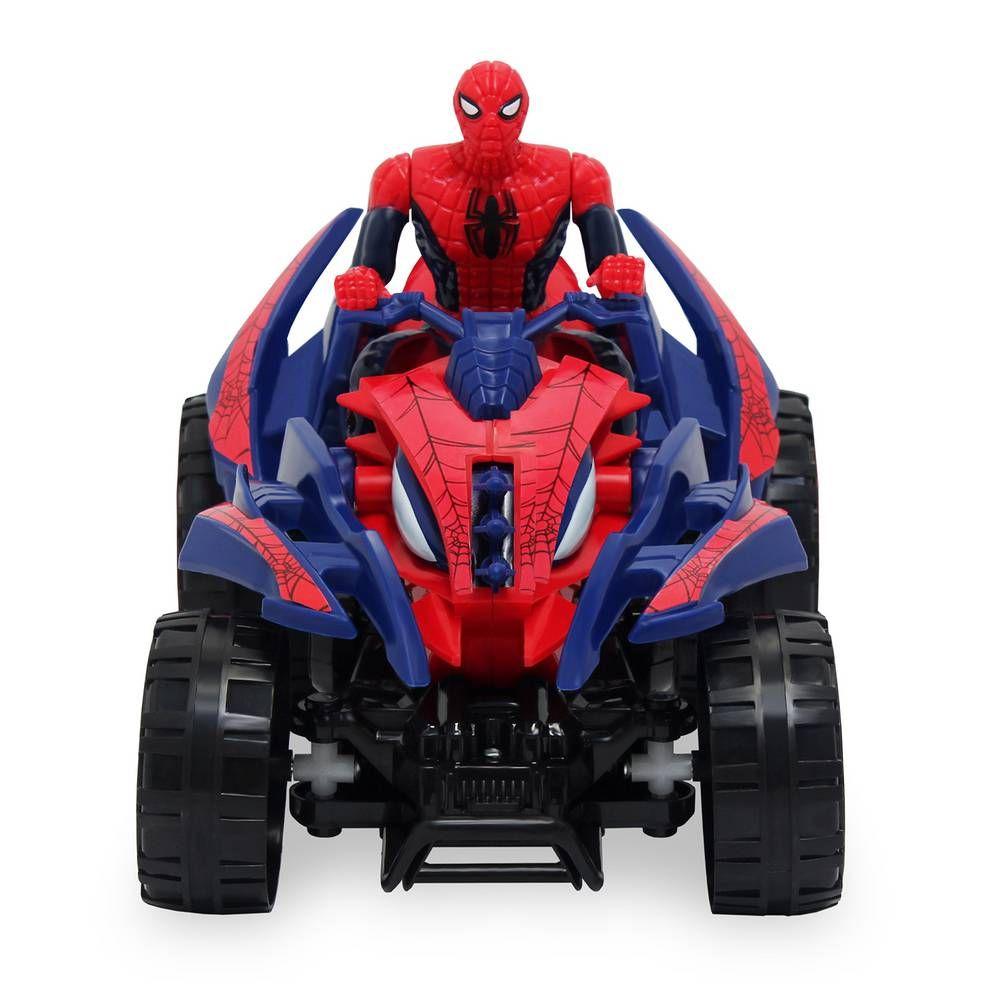 Quadriciclo de Fricção Marvel Homem Aranha