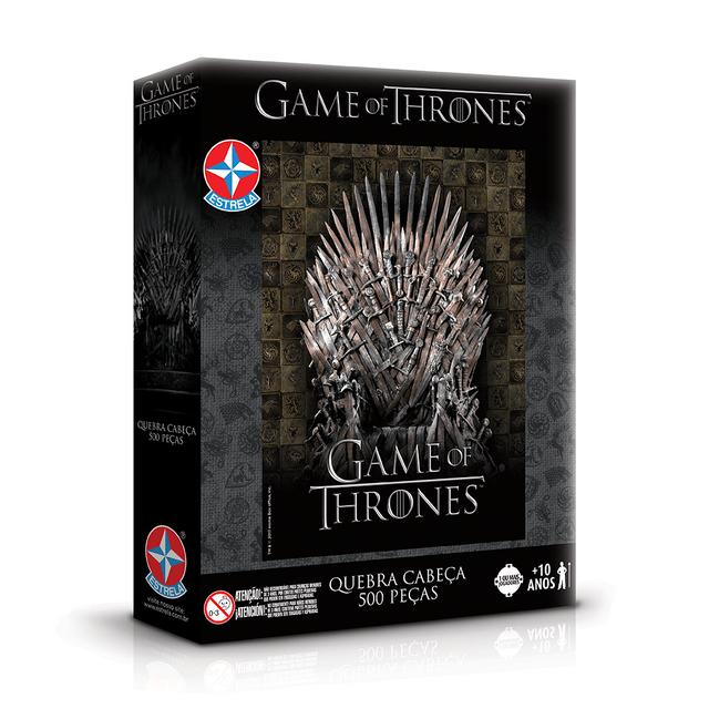Quebra-Cabeça do Game of Thrones