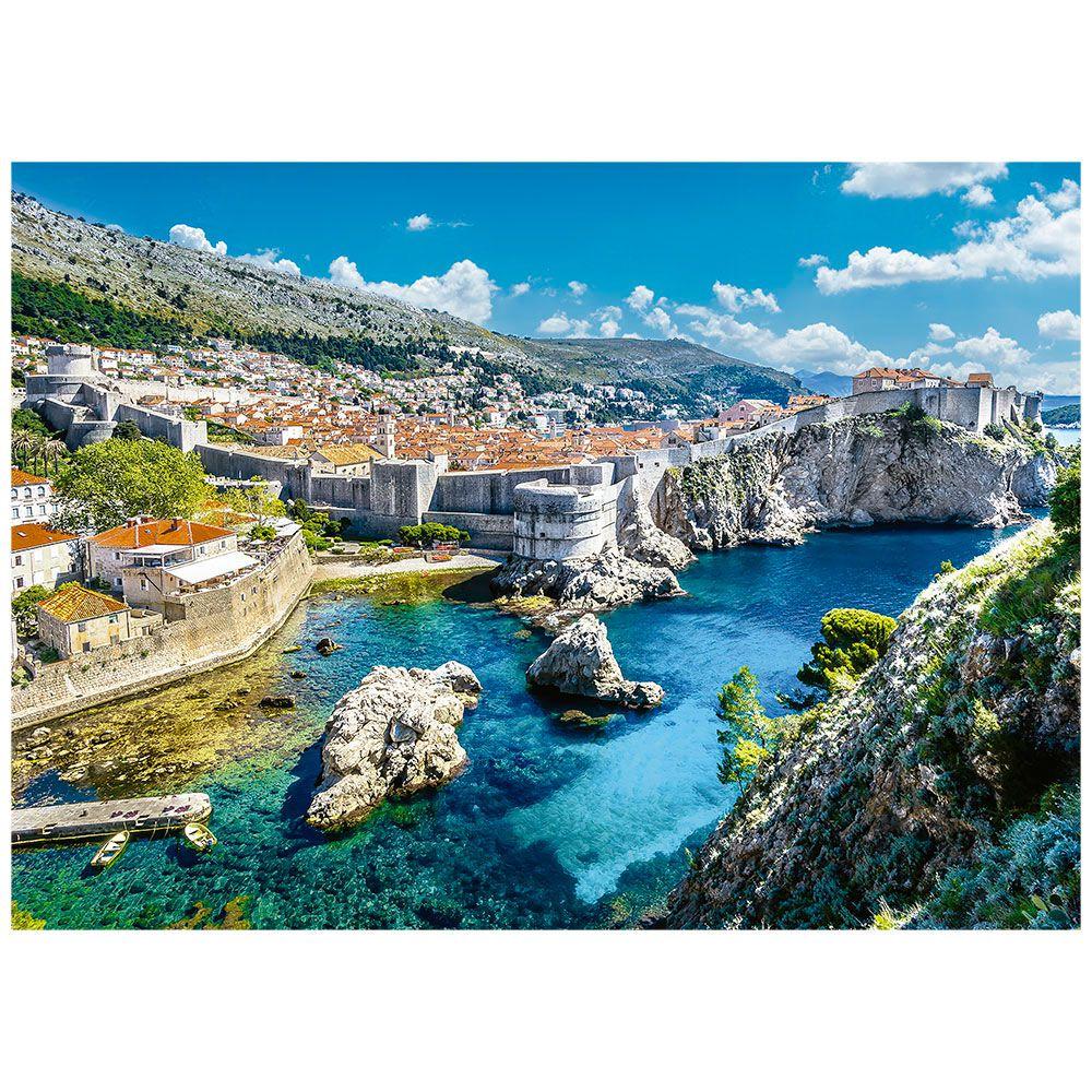 Quebra-Cabeça Dubrovnik 2000 Peças Grow
