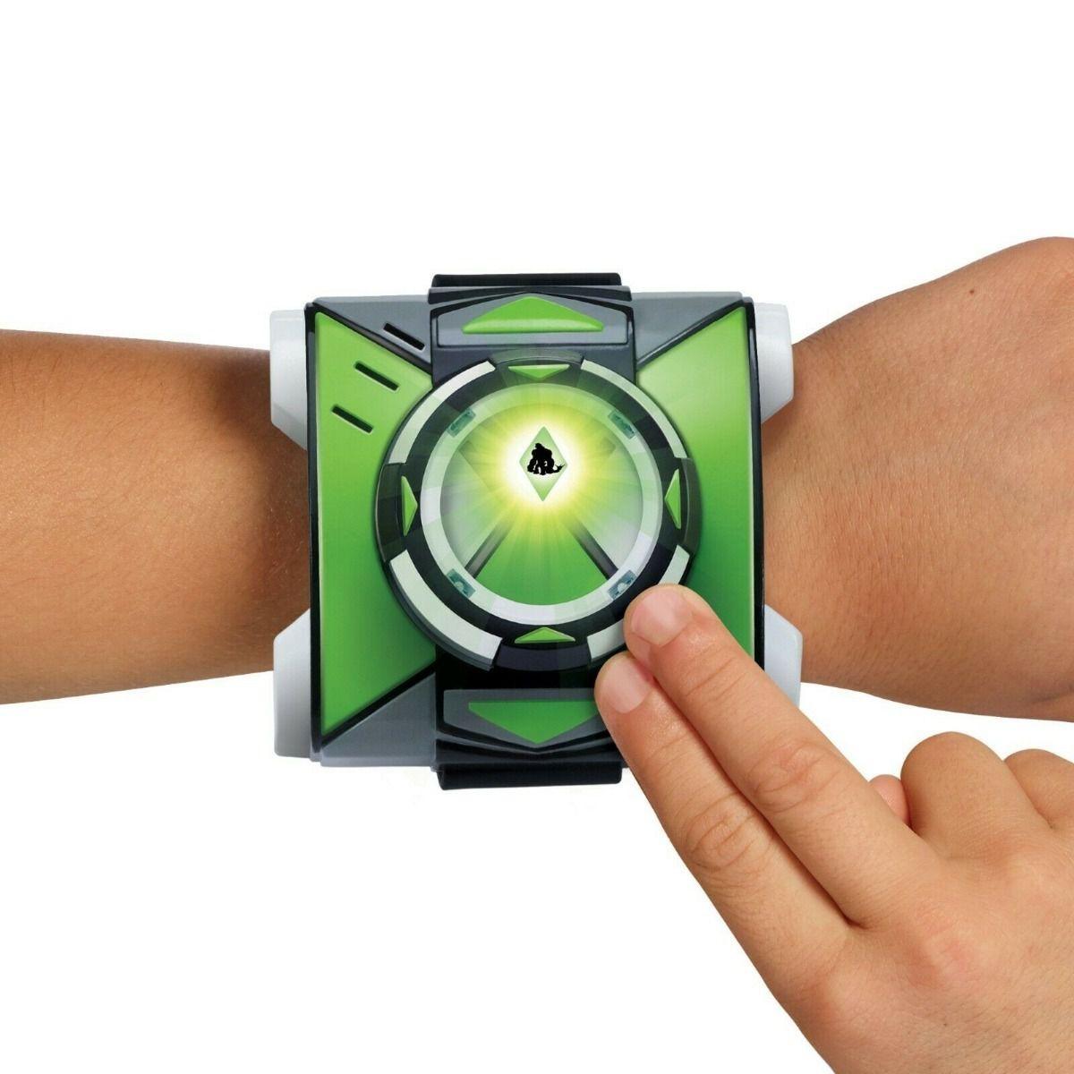 Relógio Ben 10 Omnitrix Série 3 Com 40 Frases Sunny