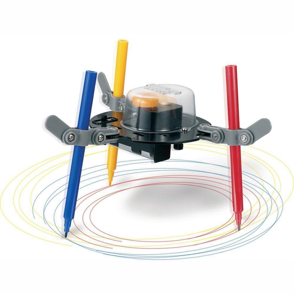 KidzRobotix Robô Art - 4M