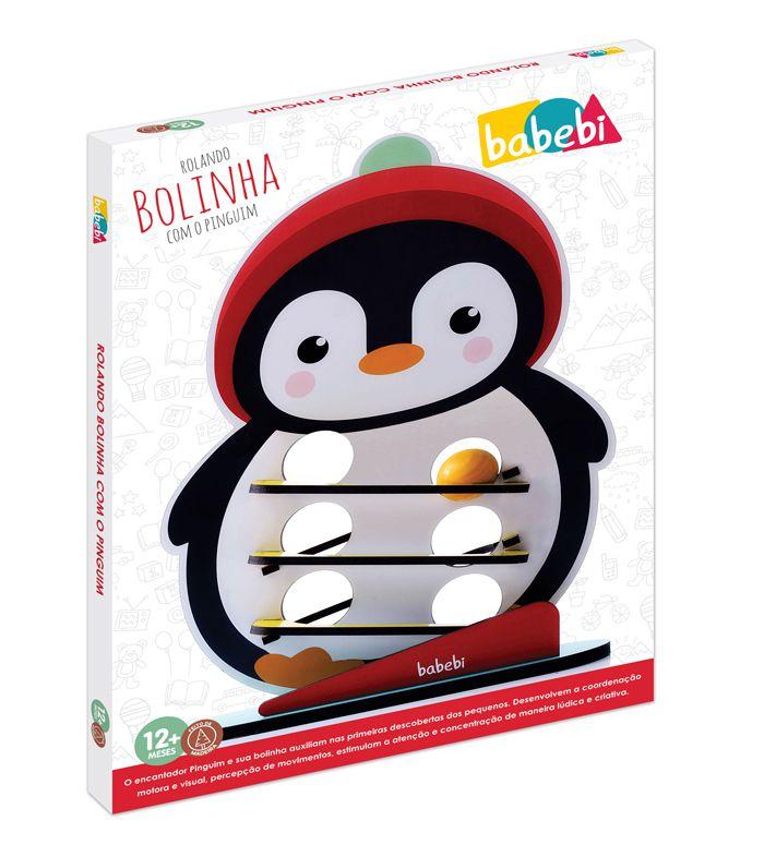 Rolando Bolinha Com o Pinguim - Babebi