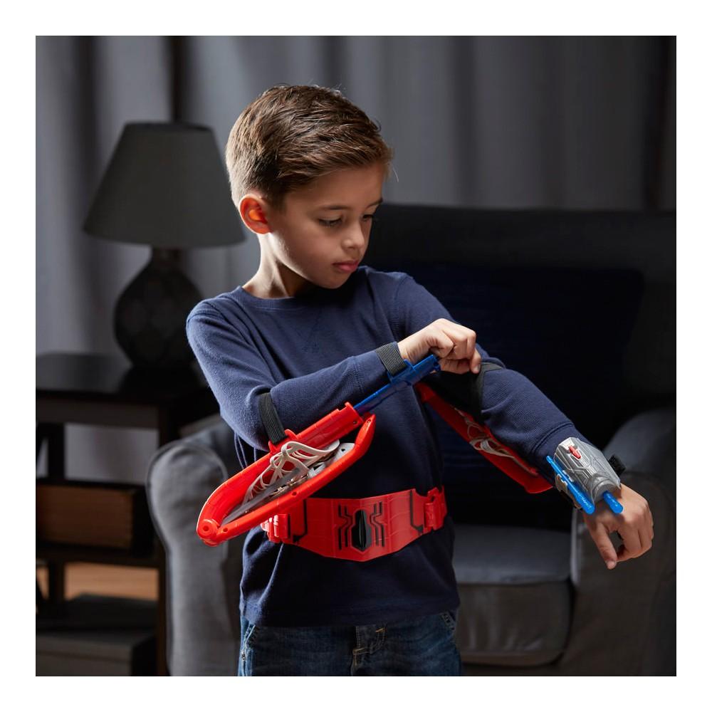 Spider Man Filme Kit Asas de Teia - Hasbro