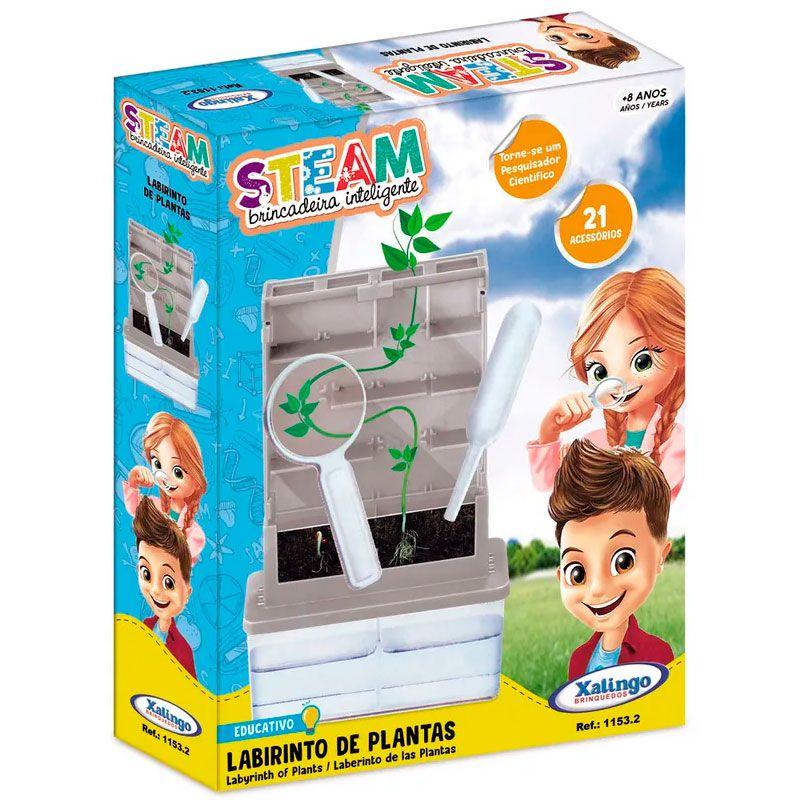 Steam Labirinto de Plantas - Xalingo