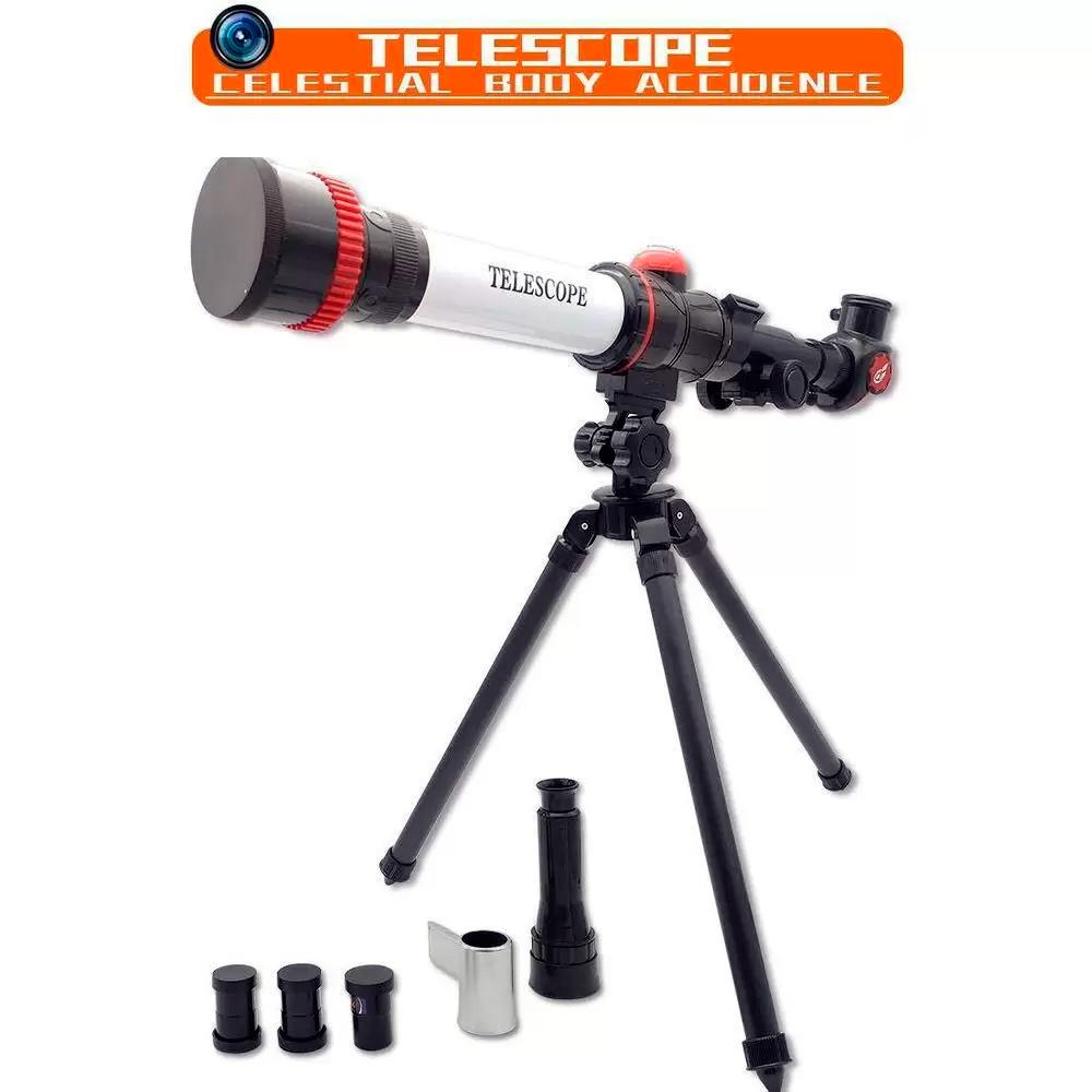 Telescópio Infantil C2153 - Mario Brinquedos