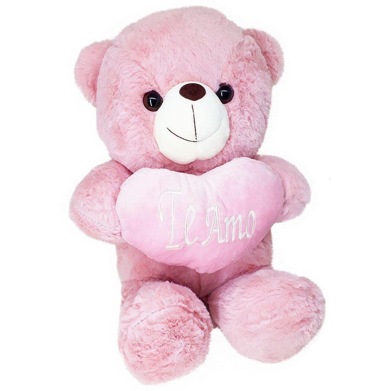 Urso de Pelúcia Te Amo