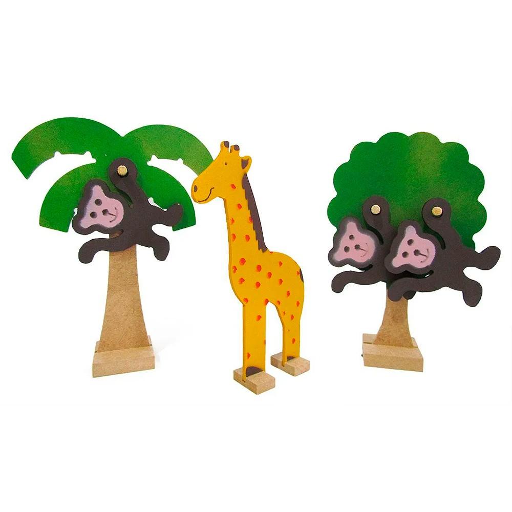 Zoológico de Brinquedo em Madeira