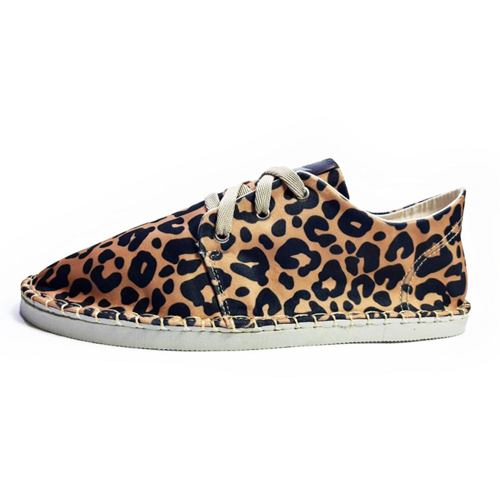 Tênis Casual MONARCA Urban Animal Print Onça