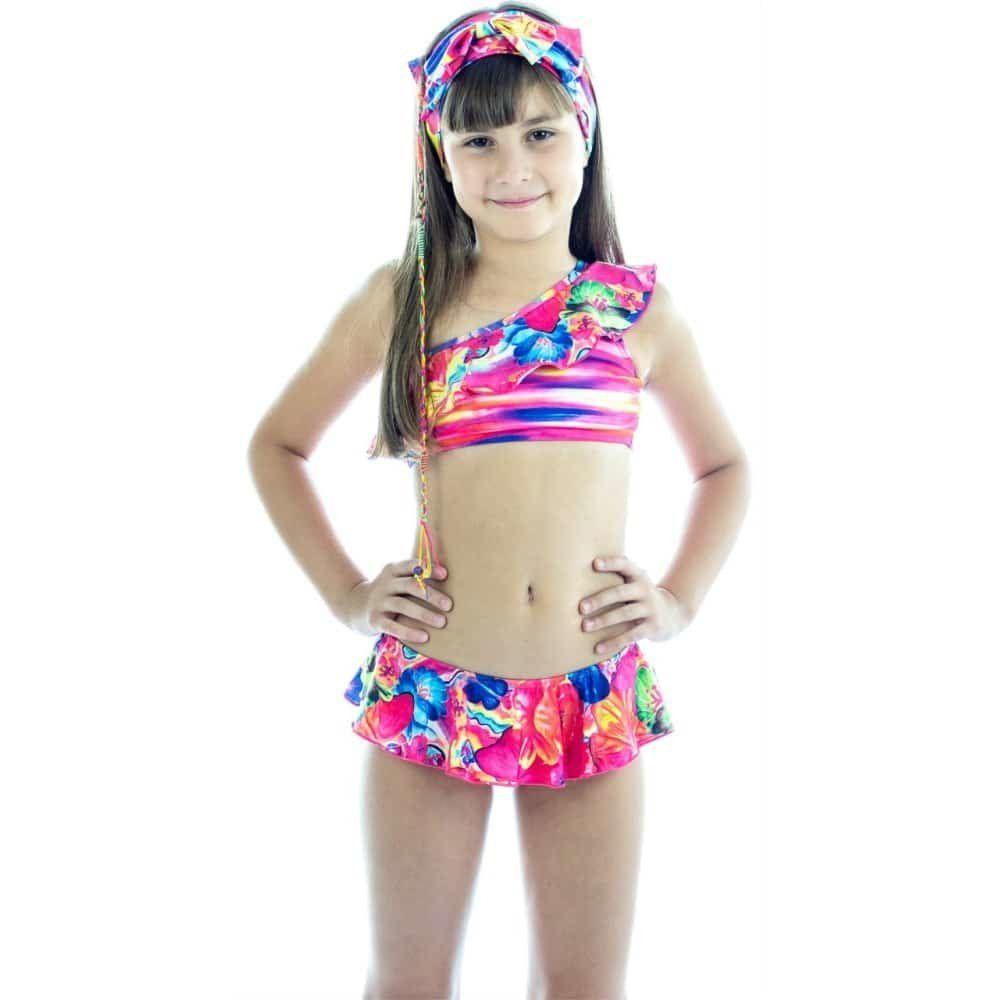 Biquini Magah Beachwear Flavia Borboleta