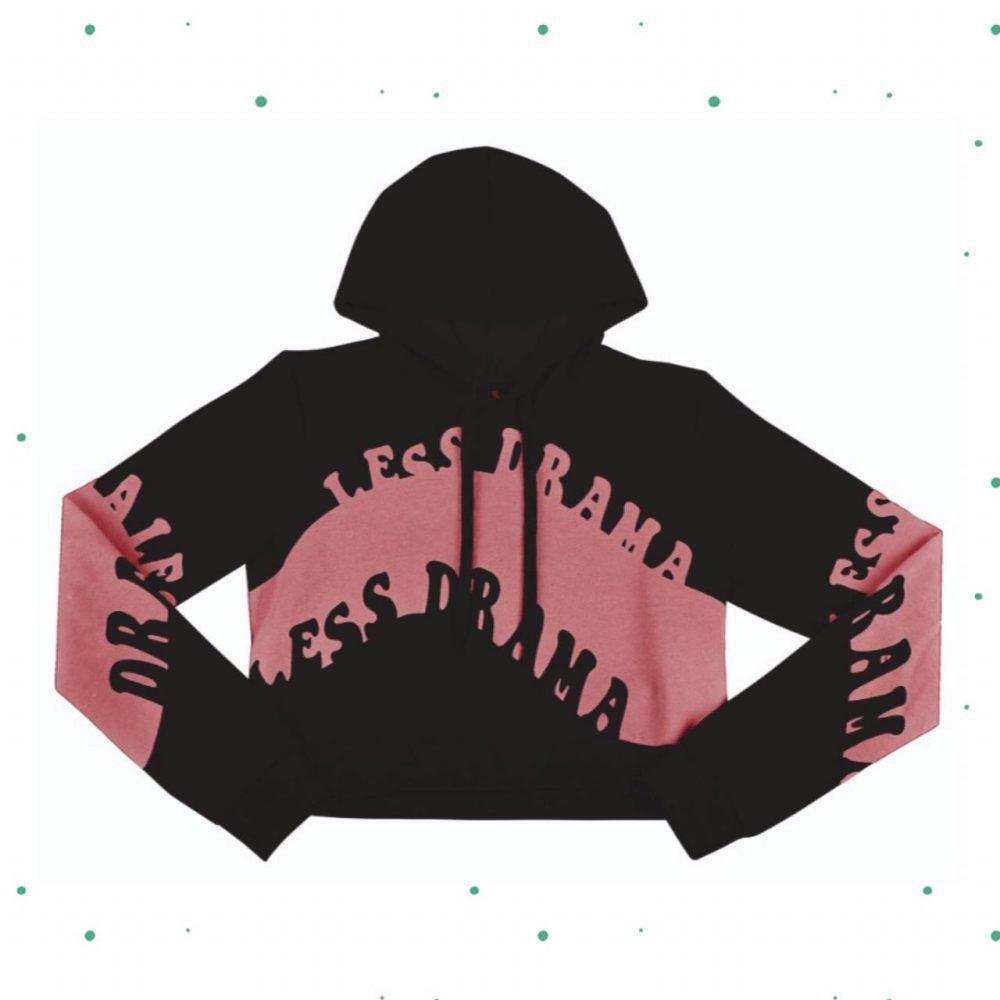 Blusão Teen Menina Cativa em Moletom PeluciadoC10258-9003