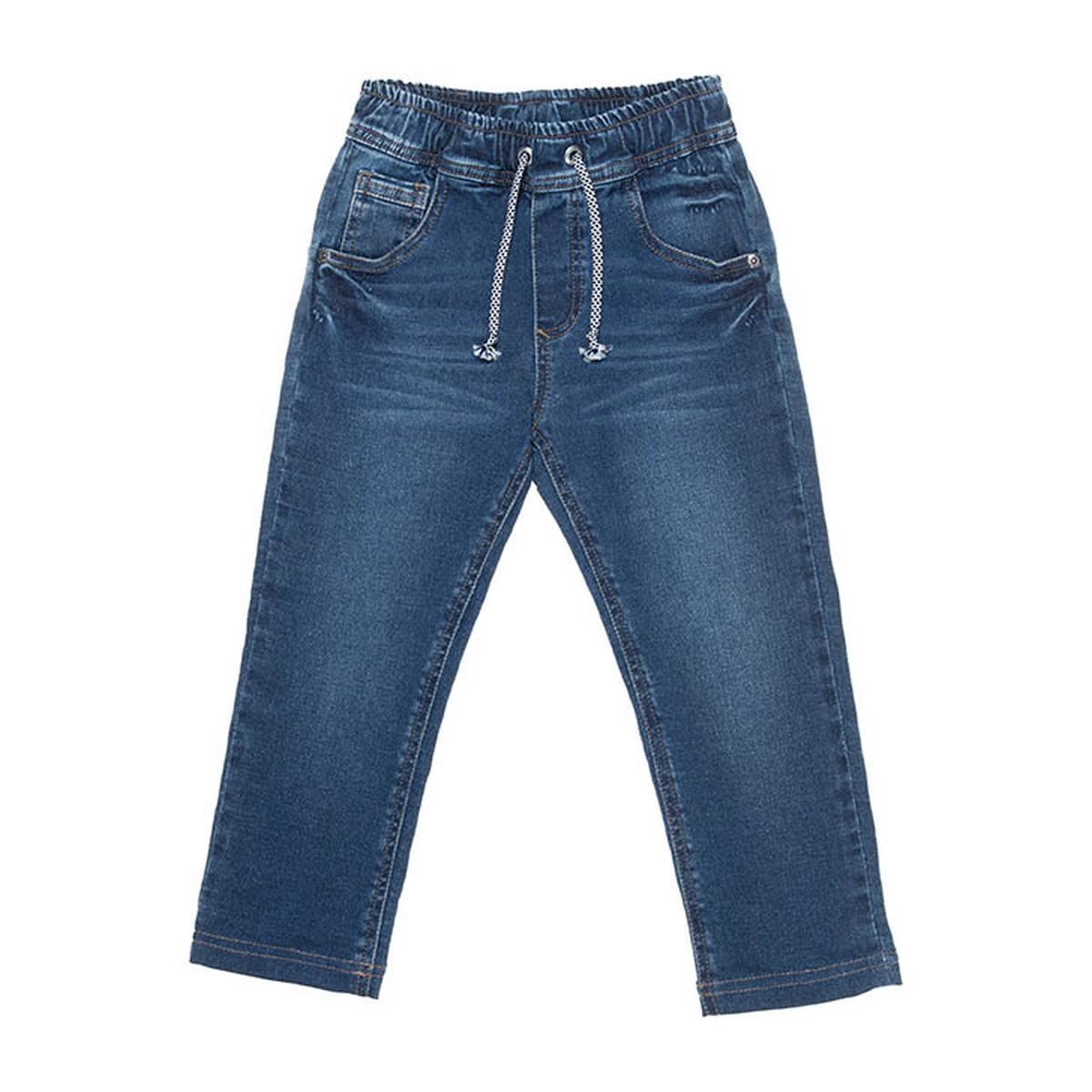 Calça Jeans Menino Jogger  -  Mania Kids
