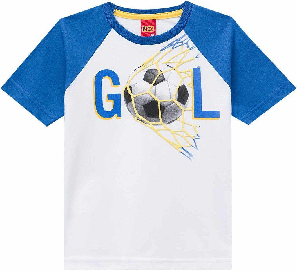 Camiseta Masculina Kyly Copa do Mundo 2018
