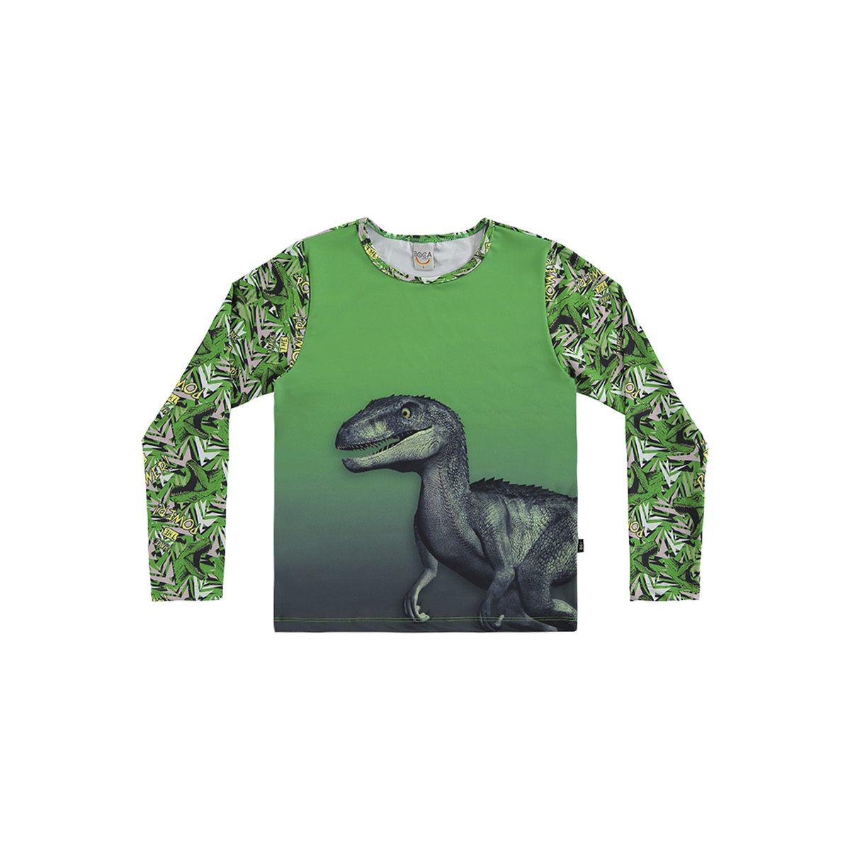 Camiseta Sublimada com Proteção UV