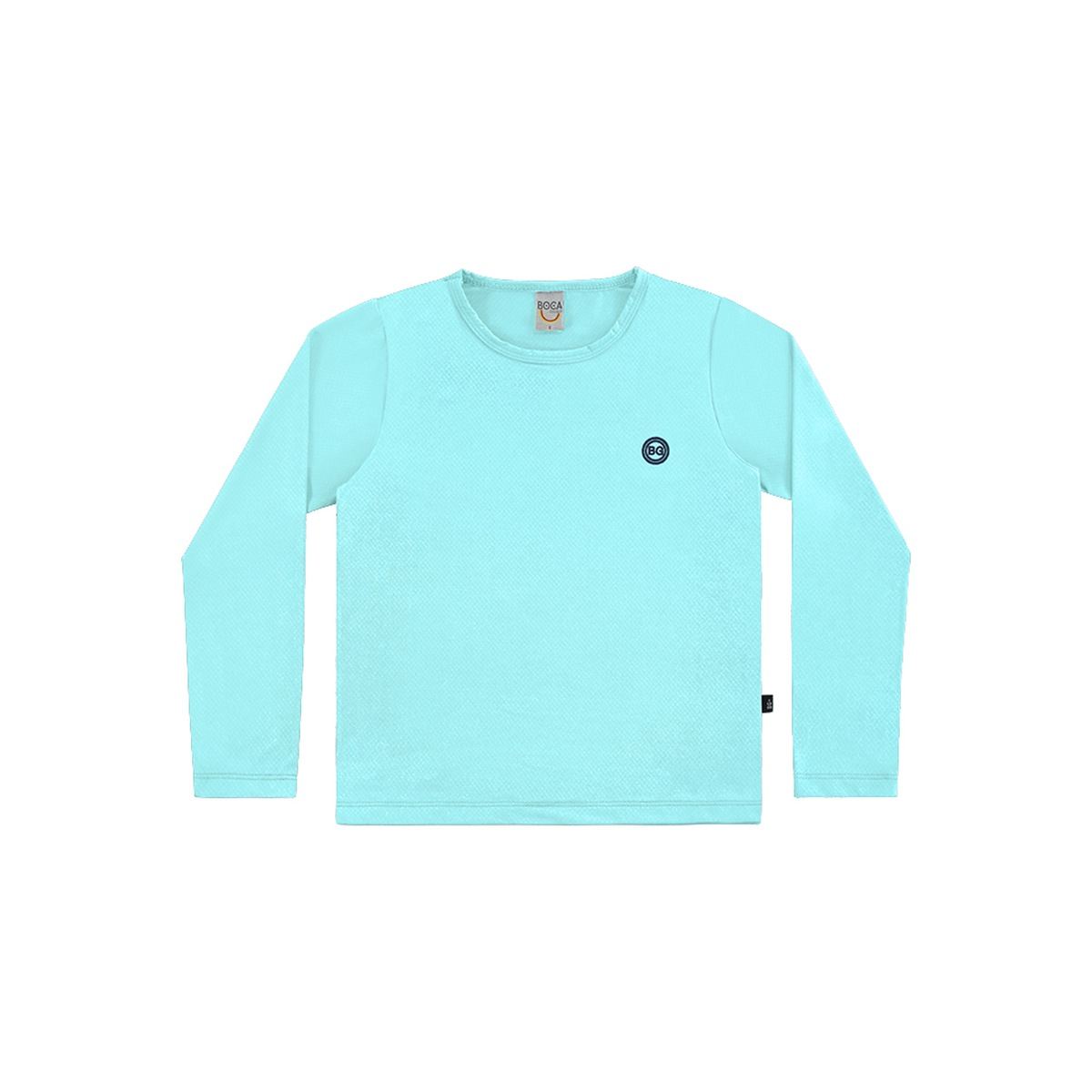 Camiseta Unissex com Proteção UV - Azul