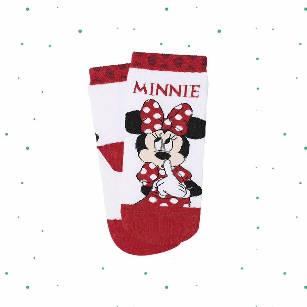 Meia Infantil Disney Minnie