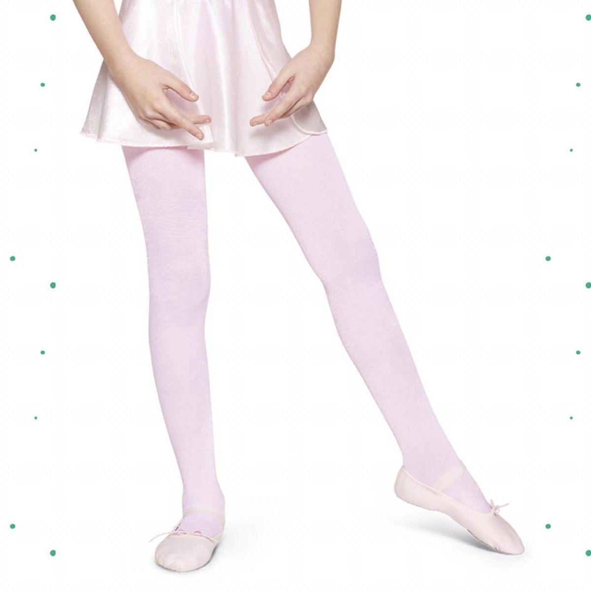Meia-Calça Infantil Ballet Lobinha Lupo Fio 40