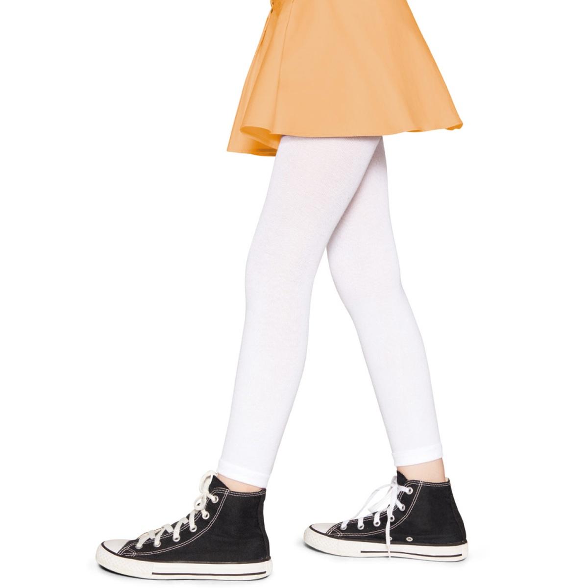 Meia Calça Legging Lobinha- Branca