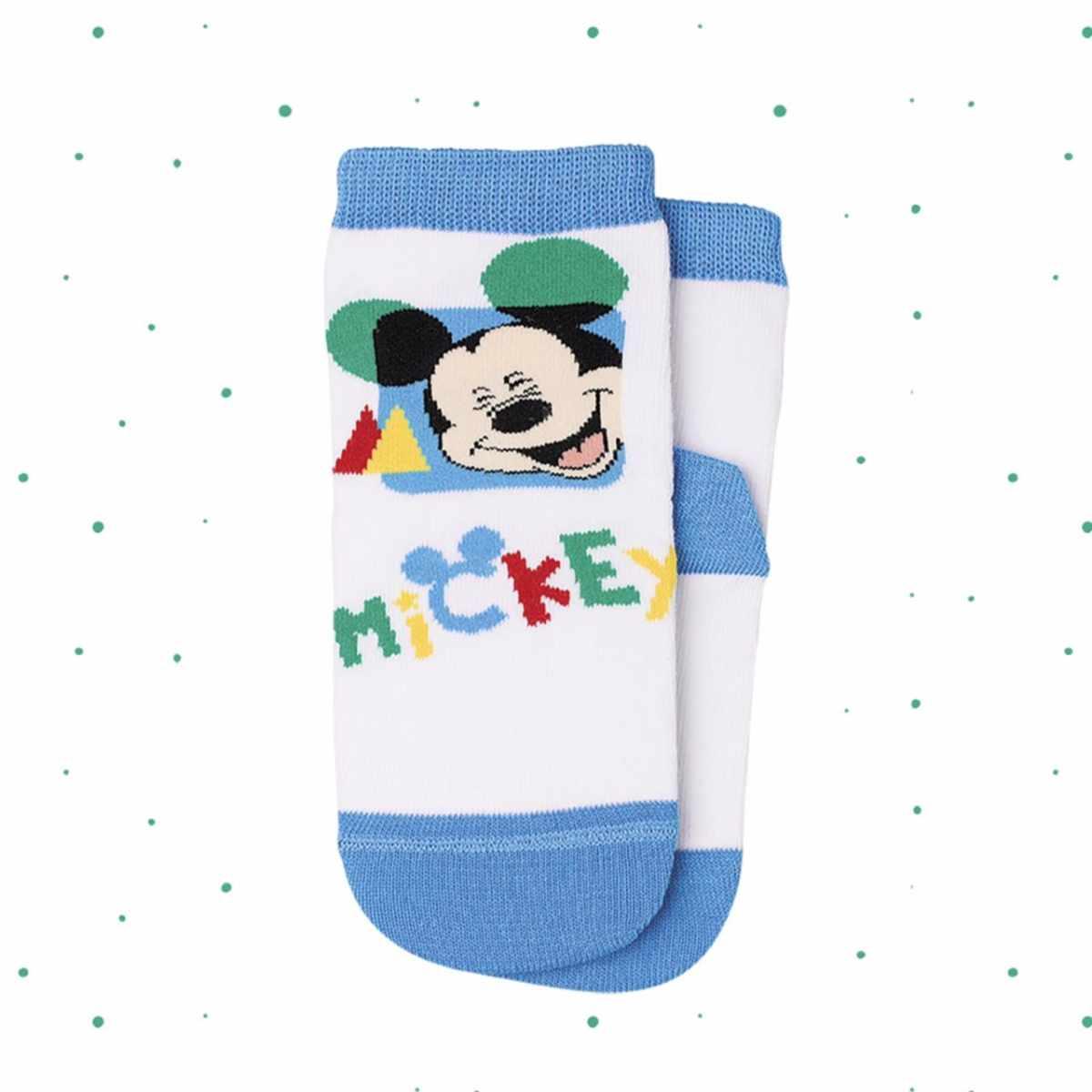 Meia Infantil Disney Mickey