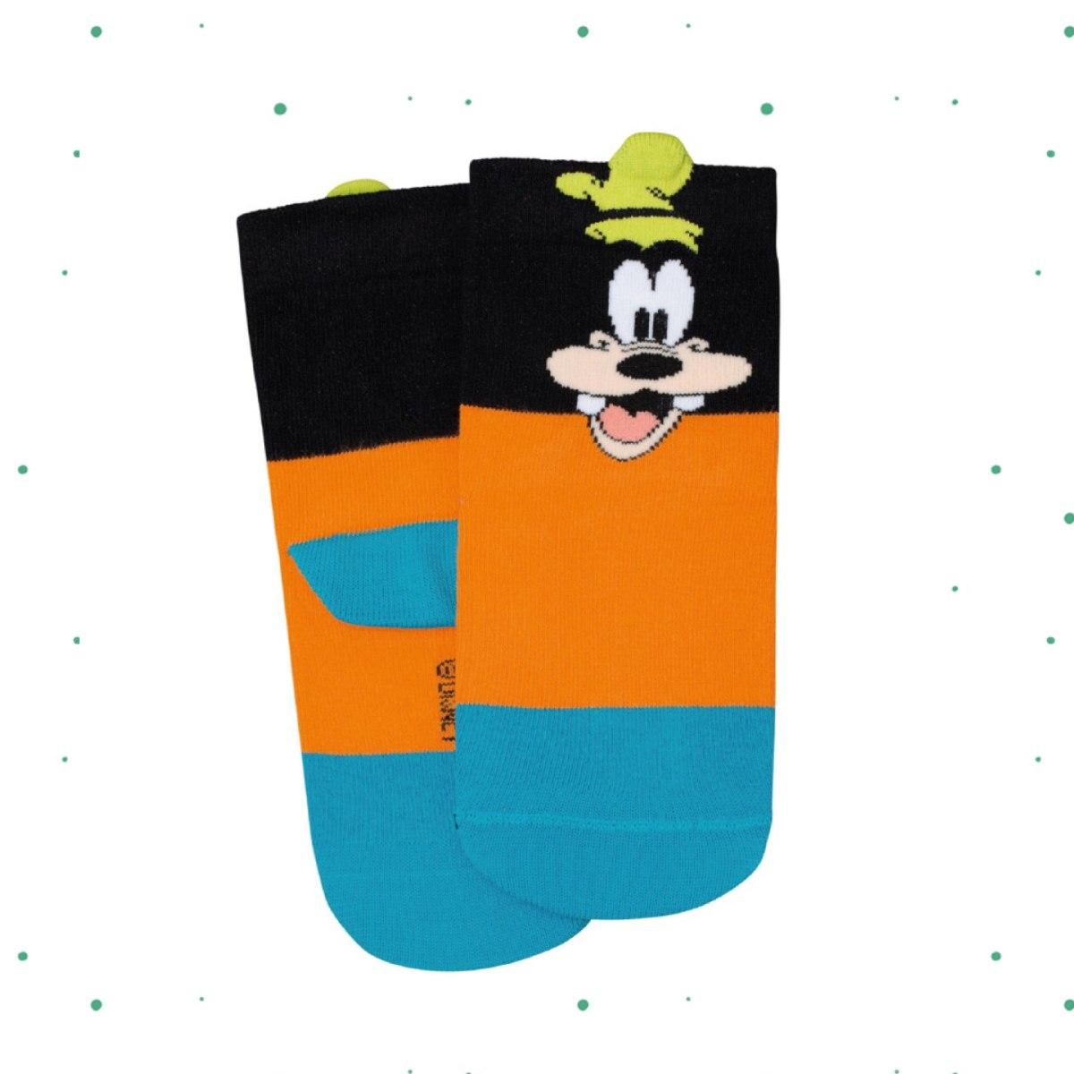 Meia Infantil Lupo Disney Estampa Pateta