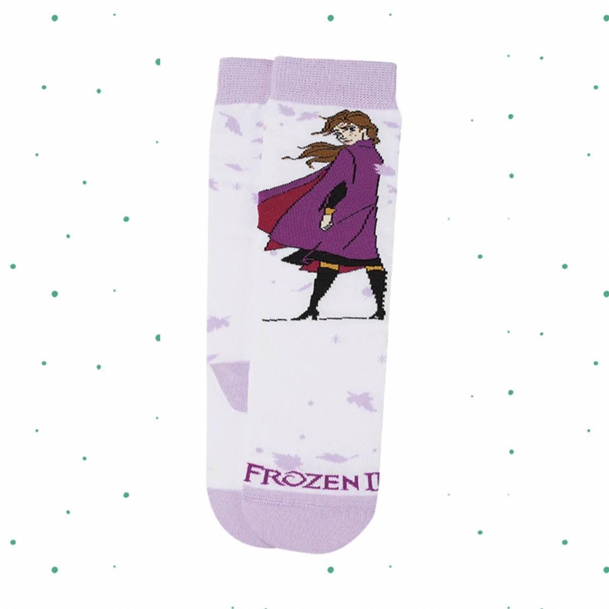 Meia Infantil Lupo Disney  Frozen 2