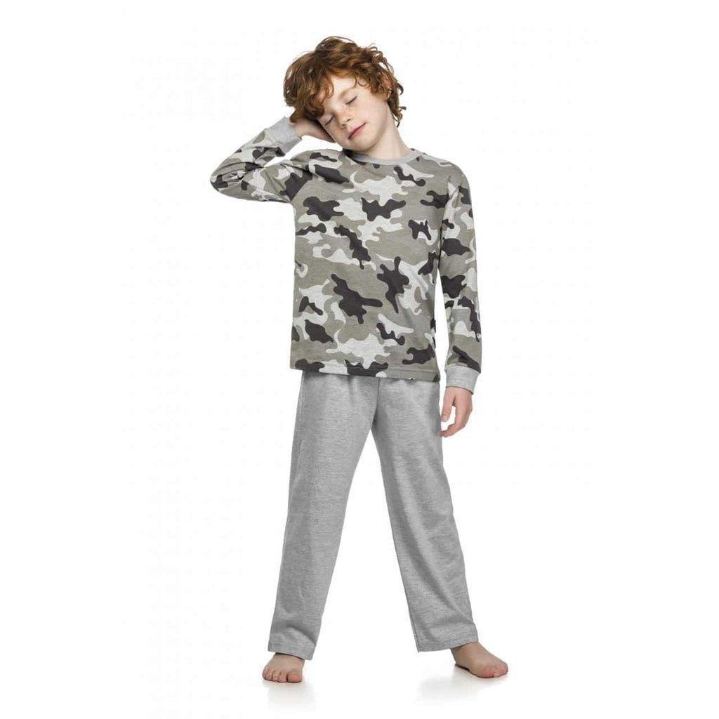 Pijama Masculino Quimby  em Meia Malha