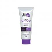 Angel Blonde Condicionardor/Leave-in Rita Bonita 200ml Com Proteção Térmica e Filtro Solar