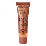 Base Líquida Soft Matte Chocolate 1 - Ruby Rose