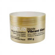 C.Kamura Blonde Vibrant Gloss Máscara Clareador 250ml.