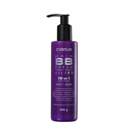 C.Kamura Silver BB Cream Hair 10-In-1 Tratamento Capilar 200g.