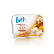 Cera depilatória em barra Depil Bella de Camomila com Calêndula 500g.