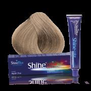 Coloração Shine Color 12.1 Louro Ultra Claro Platinado Acinzentado 50g.