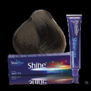 Coloração Shine Color 7.1 Louro Médio Acinzentado 50g