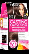 Tonalizante Casting Creme Gloss L'Oréal Paris 300 Castanho Escuro