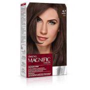 Coloração Creme Amend Kit 6.7 Chocolate Magnific Color