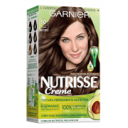Coloração Nutrisse Garnier 50 Amêndoa Castanho