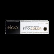 Coloração Pro Color Eico 4.66 Castanho Médio Vermelho Intenso 50g