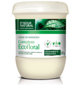 Creme De Massagem D'Agua Natural Complexo Ecofloral 650g.
